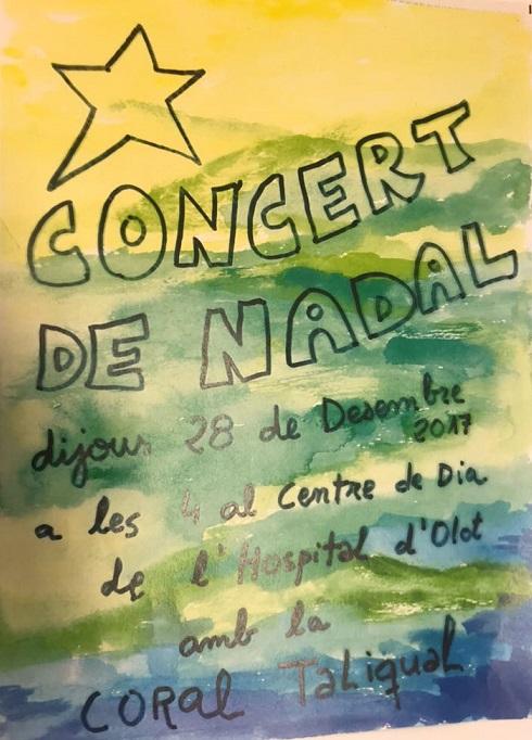 Concert de Nadal amb la Coral Taliqual