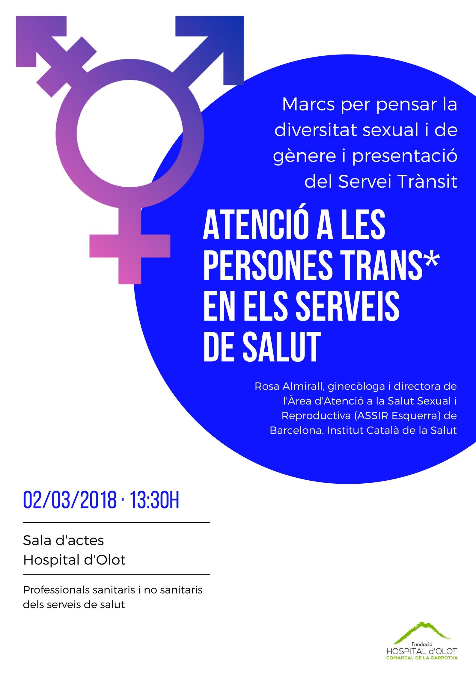 Atenció persones transsexuals en àmbit sanitari