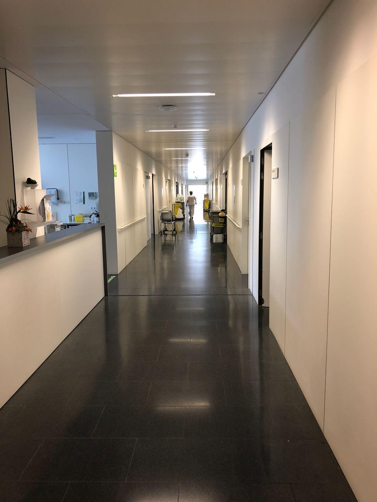 Unitat d'hospitalització 2