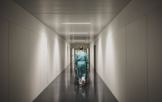 Pacient d'urgències a diagnòstic per la imatge